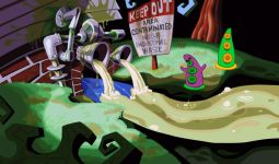 DOTT - Day of the Tentacle Remastered Screenshot Double Fine