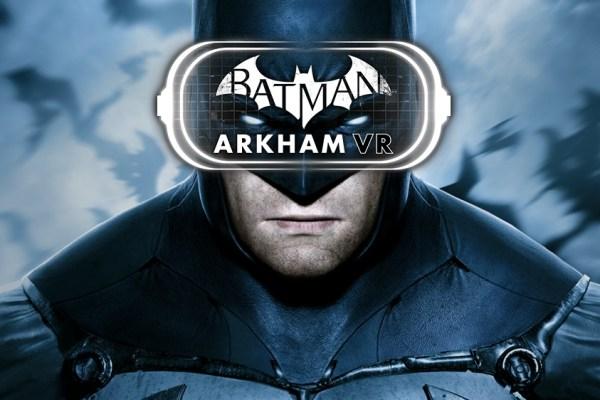 Warner Bros: Batman Arkham VR