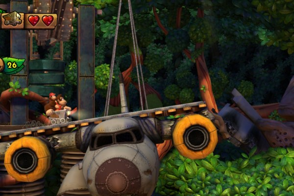 Donkey Kong Country Tropical Freeze Screenshot 05
