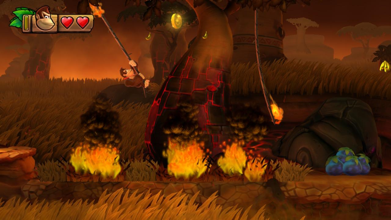 Donkey Kong Country Tropical Freeze Screenshot 06