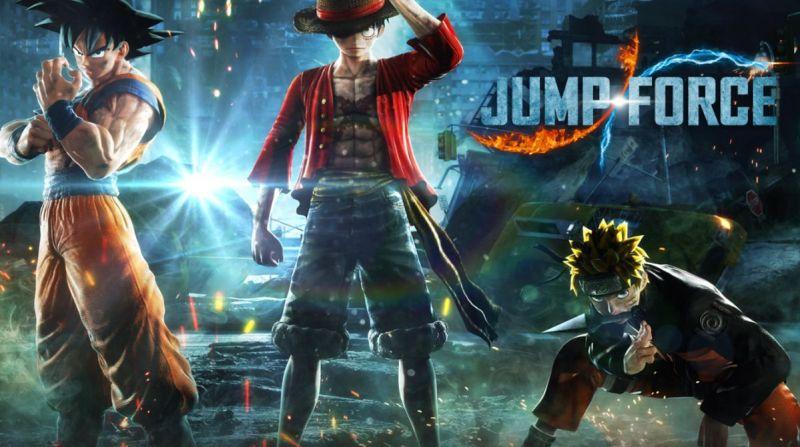 Bandai Jump Force