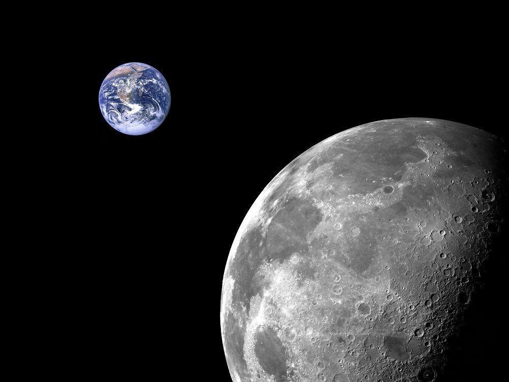 《科學小知識》月球表面肌膚 你知道為什麼月亮有個檸檬臉嗎
