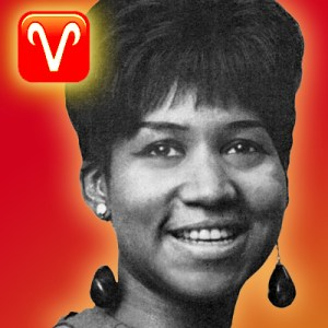 aretha franklin zodiac sign