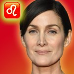 carrie anne moss zodiac sign