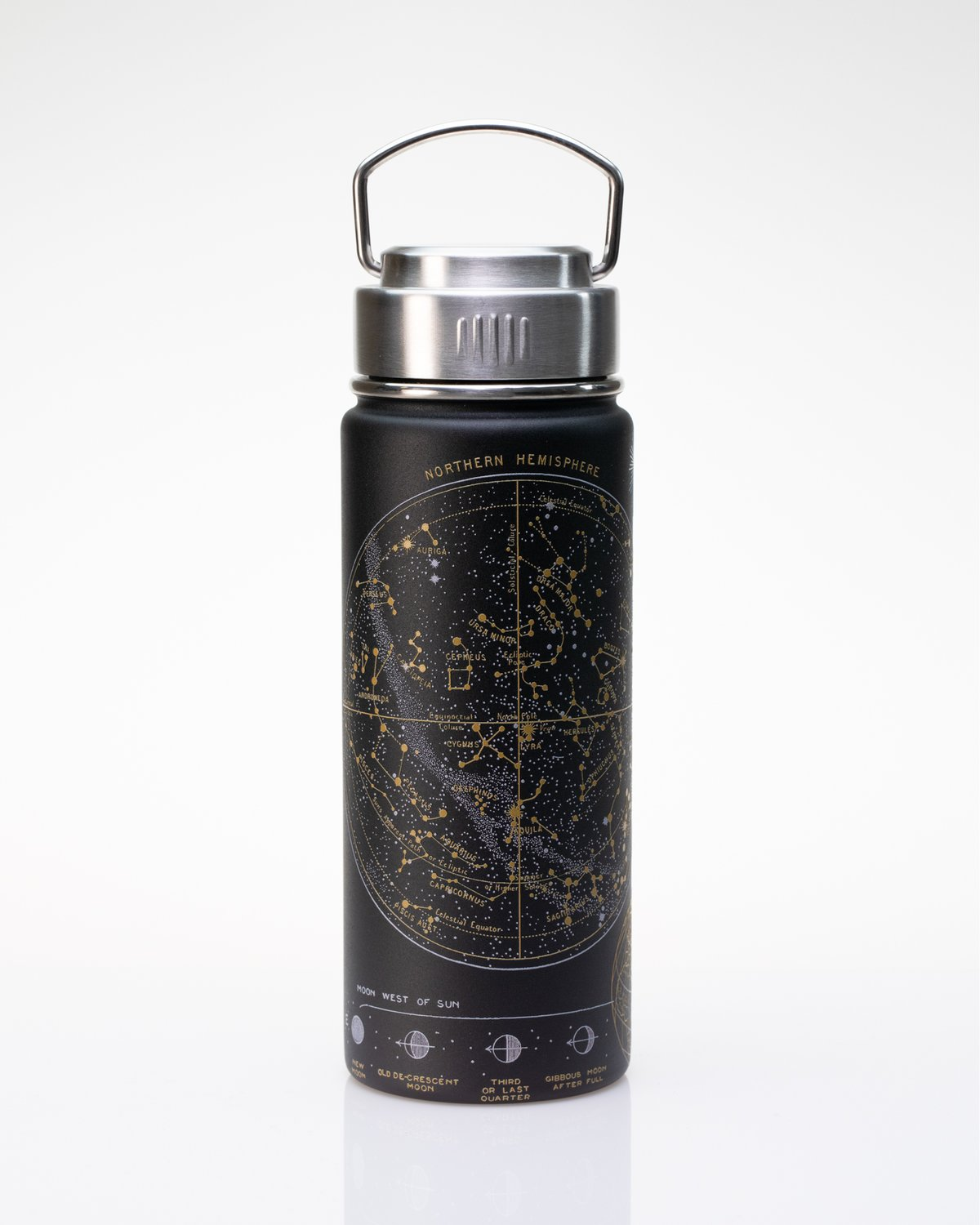 Star Chart Stainless Steel Vacuum Flask Thermos