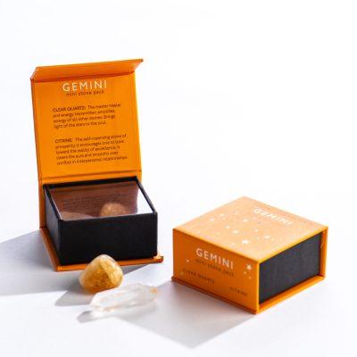 Gemini Zodiac Mini Gemstone Pack