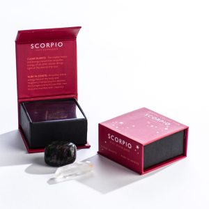Scorpio Zodiac Mini Gemstone Pack