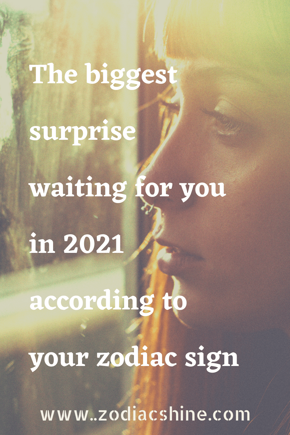 The biggest surprise waiting for you in 2021 according to your zodiac sign