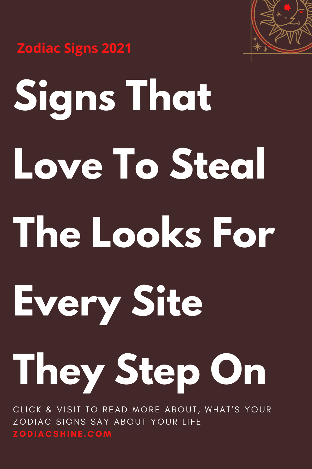 Signs That Love To Steal The Looks For Every Site They Step On