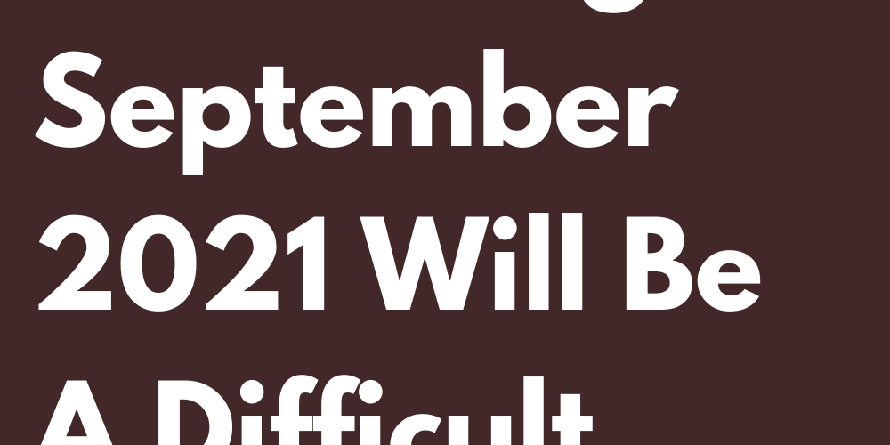 For These 4 Zodiac Signs September 2021 Will Be A Difficult Month