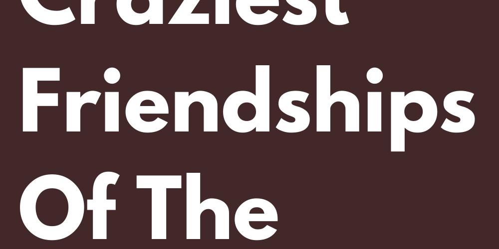 The Craziest Friendships Of The Zodiac