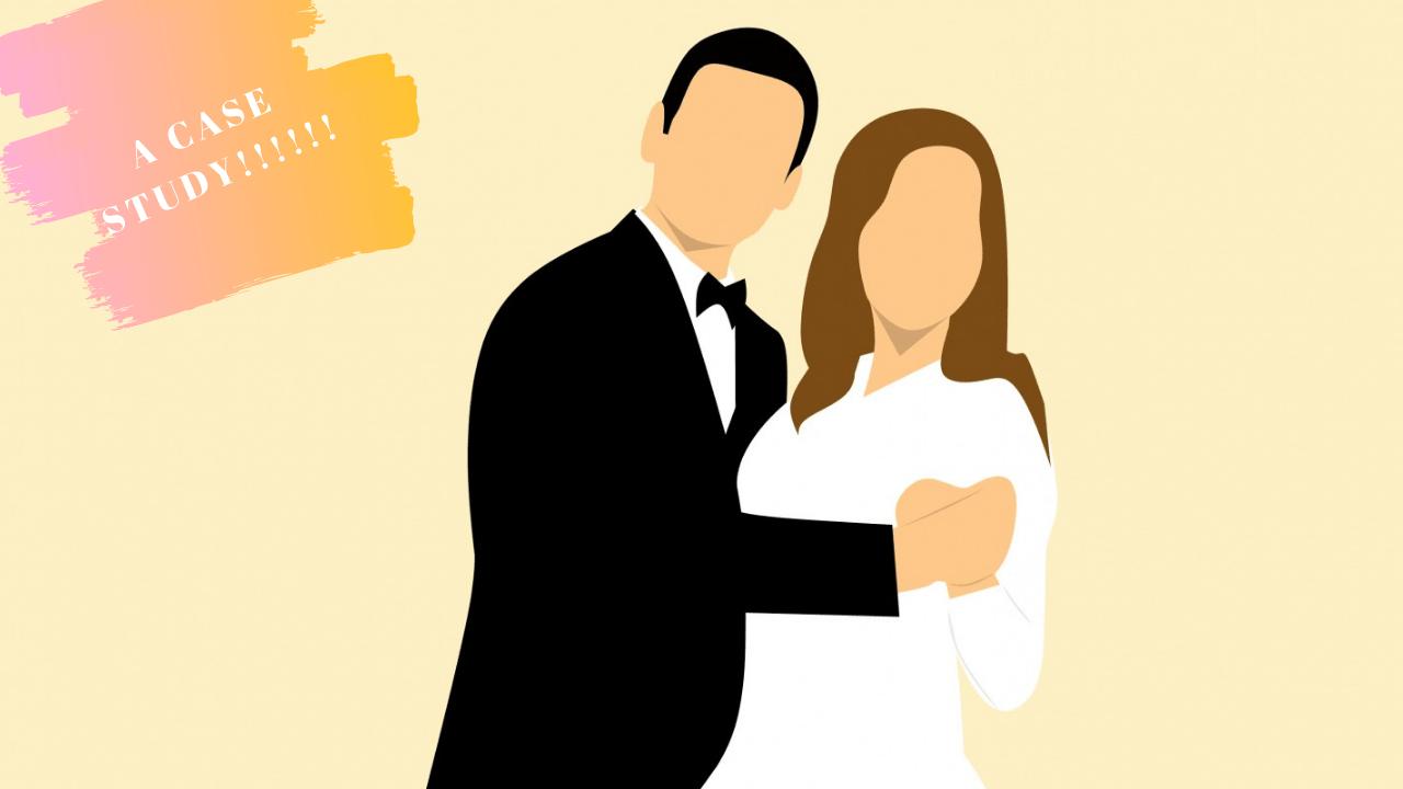 Ross og Rachel hekte