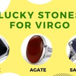 Lucky Stones for Virgo