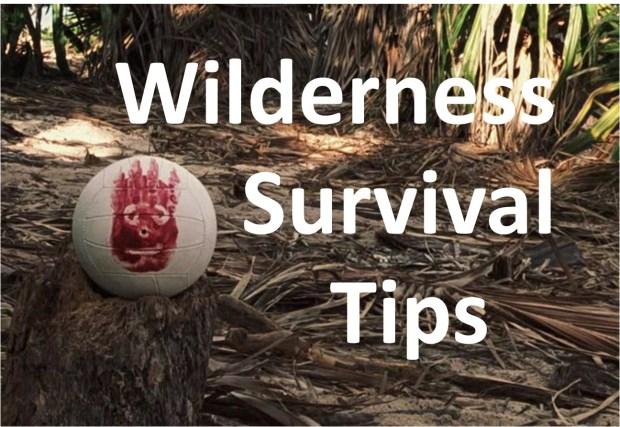 wilson, wilderness survival
