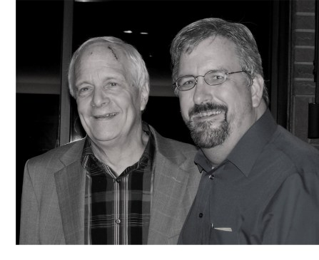 With Ken Medema, Feb 2009