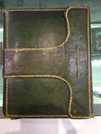 Woman's account book at Nina Musinsky Rare Books