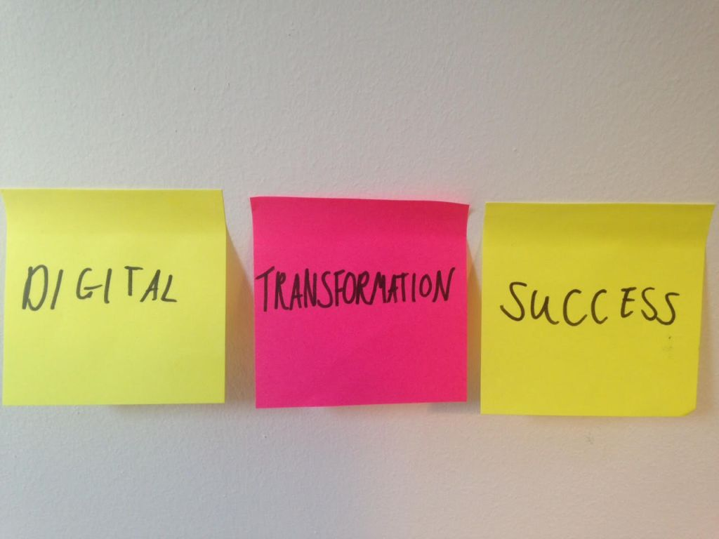 digital transformation image