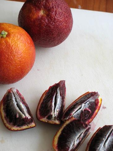 Blood Orange Slices | ZoëBakes | Photo by Zoë François