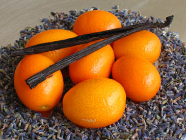 Kumquats and Vanilla Bean | ZoëBakes | Photo by Zoë François