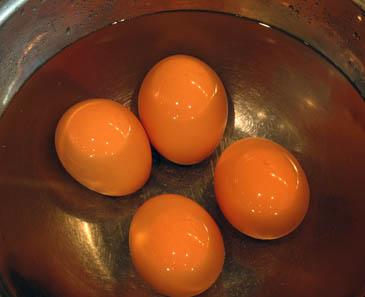 Eggs | ZoëBakes | Photo by Zoë François