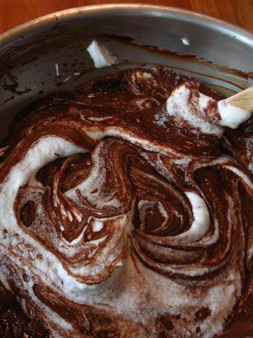Chocolate Cake Batter | ZoëBakes | Photo by Zoë François