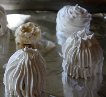 Baked Alaska Recipe | ZoëBakes | Photo by Zoë François