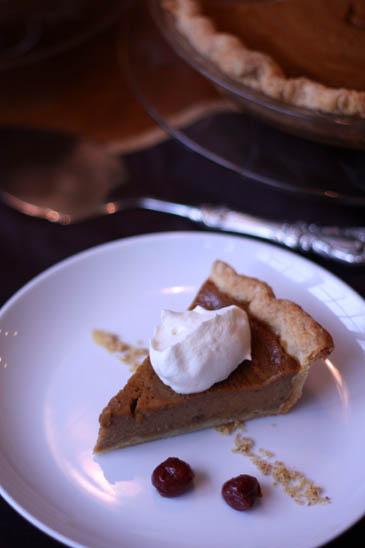 Butterscotch Sweet Potato Pie Recipe | ZoëBakes | Photo by Zoë François