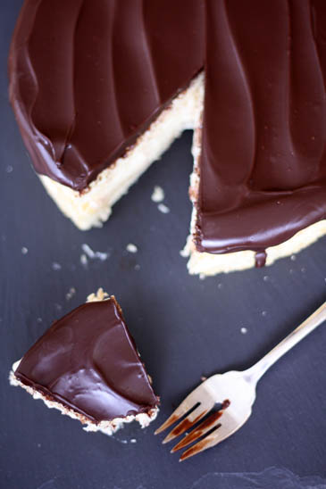 Boston Cream Pie Recipe | ZoëBakes | Photo by Zoë François