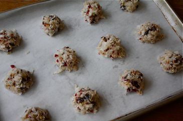 Coconut Macaroon Recipe | ZoëBakes | Photo by Zoë François