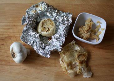 Roasted garlic | ZoëBakes | Photo by Zoë François