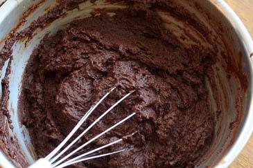 How to make fudge: fudge mixture looking seized.