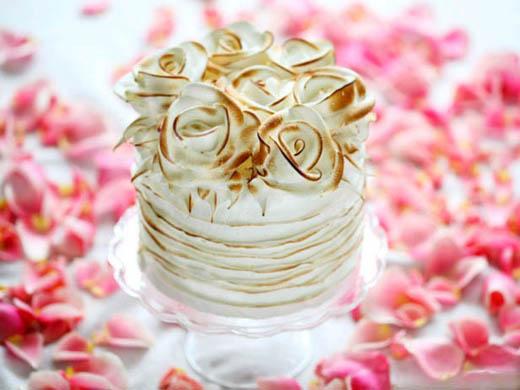 Lemon Meringue Cake | ZoeBakes | Photo by Zoë François
