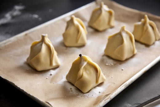 Puff pastry pears | ZoëBakes | Photo by Zoë François