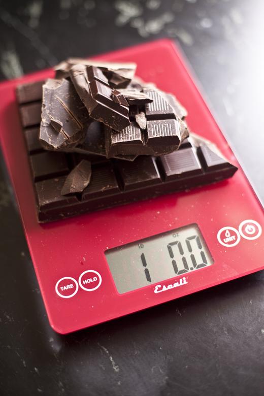 Chocolate ganache | ZoëBakes | Photo by Zoë François