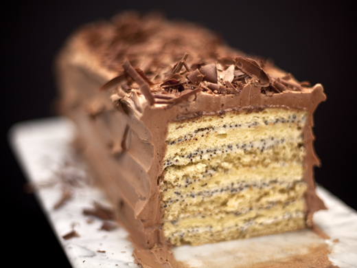 Passover cake zb 15