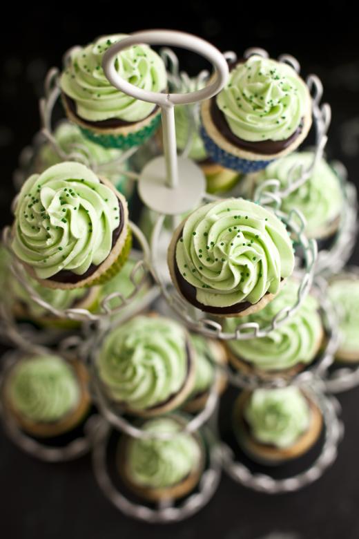 mint cupcakes zb 12