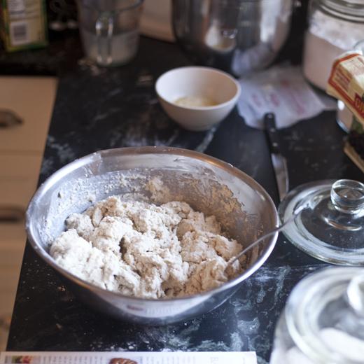 Scone Dough | ZoëBakes | Photo by Zoë François