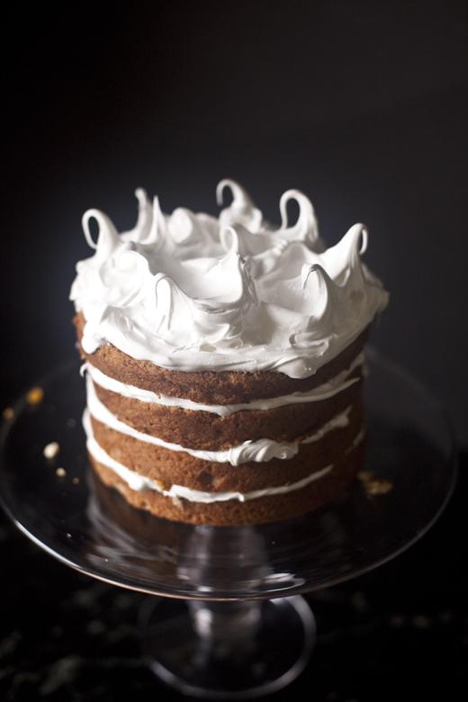 Gluten-Free Spice Cake Recipe | ZoëBakes | Photo by Zoë François