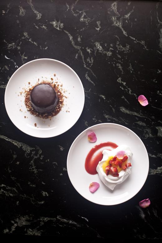 Chocolate Pretzel Cake & Pavlova | ZoeBakes 01