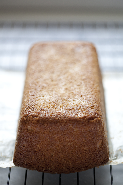 Grapefruit Pound Cake 6 | ZoeBakes