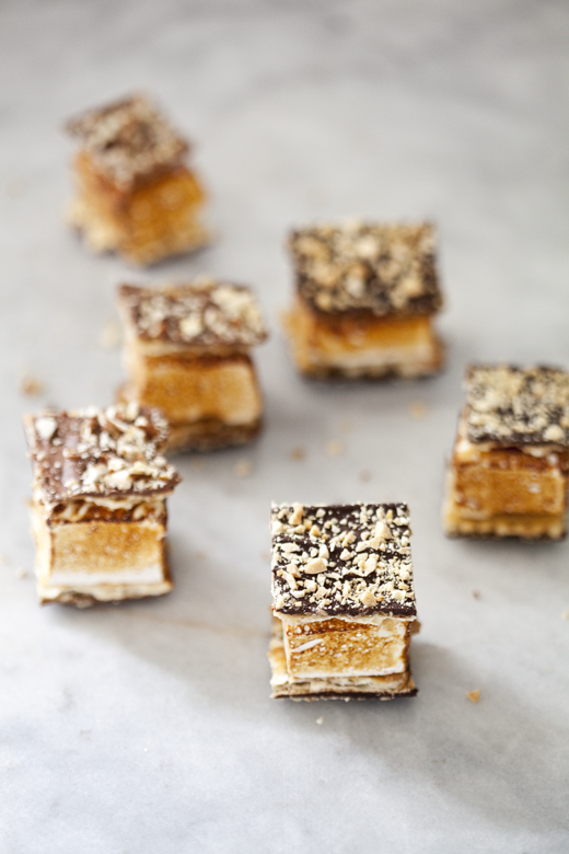 Matzoh S'mores | ZoeBakes photo by Zoe Francois