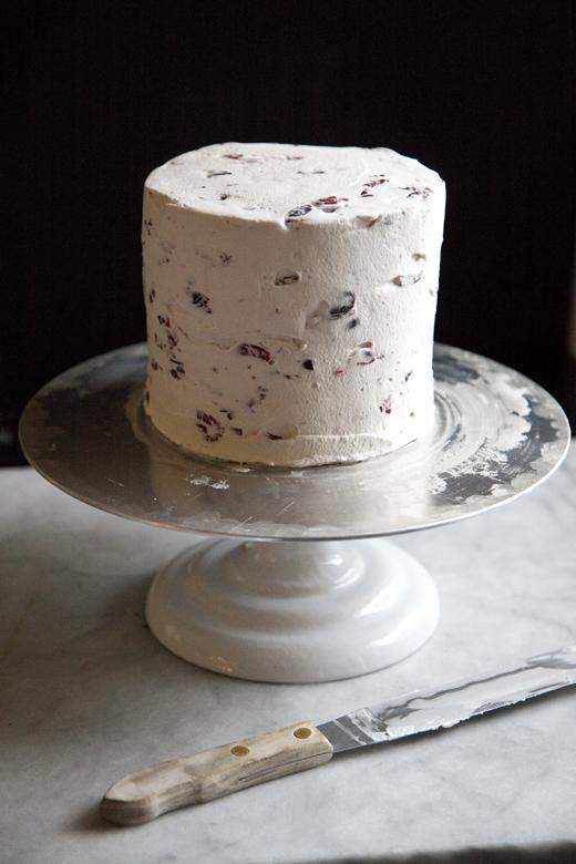 Chocolate Cherry Cake | zoebakes 07