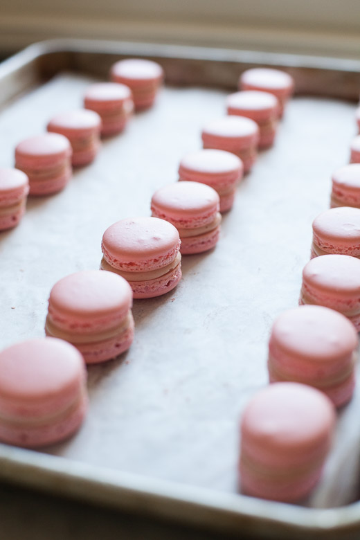 Easy Macarons | photo by Zoë François