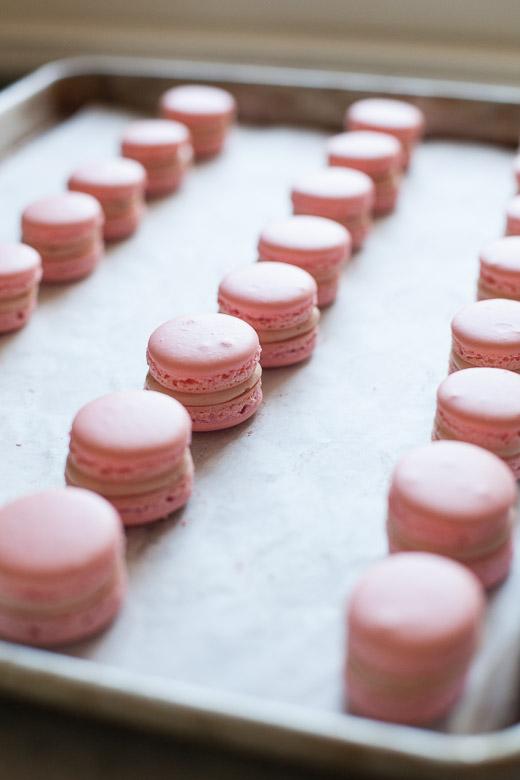 Macarons | ZoeBakes