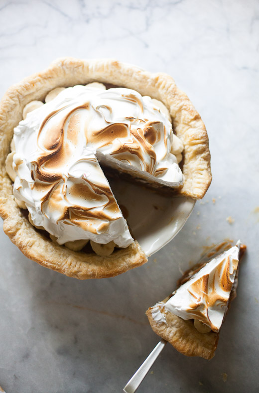 Banoffee Pie   ZoeBakes (3 of 7)