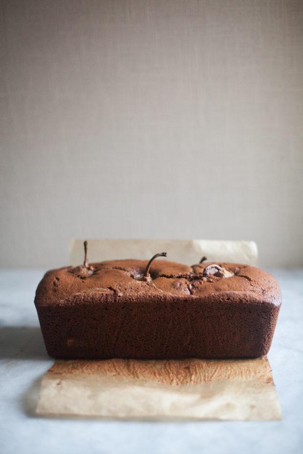Pear Ginger Cake| ZoeBakes (5 of 6)