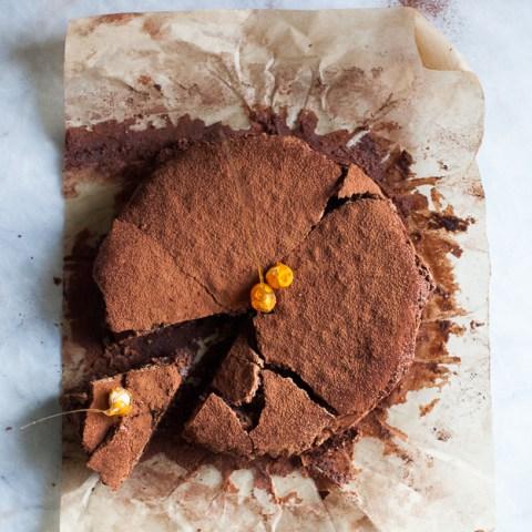 Chocolate Hazelnut Cake | ZoeBakes by Zoë François
