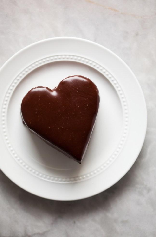 Valentine S Day Chocolate Cake Zoebakes Eat Dessert First