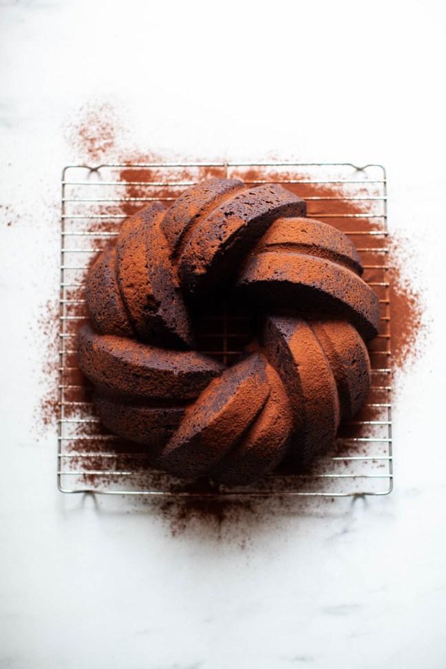 Chocolate Zucchini Cake | Zoe Bakes by Zoë François