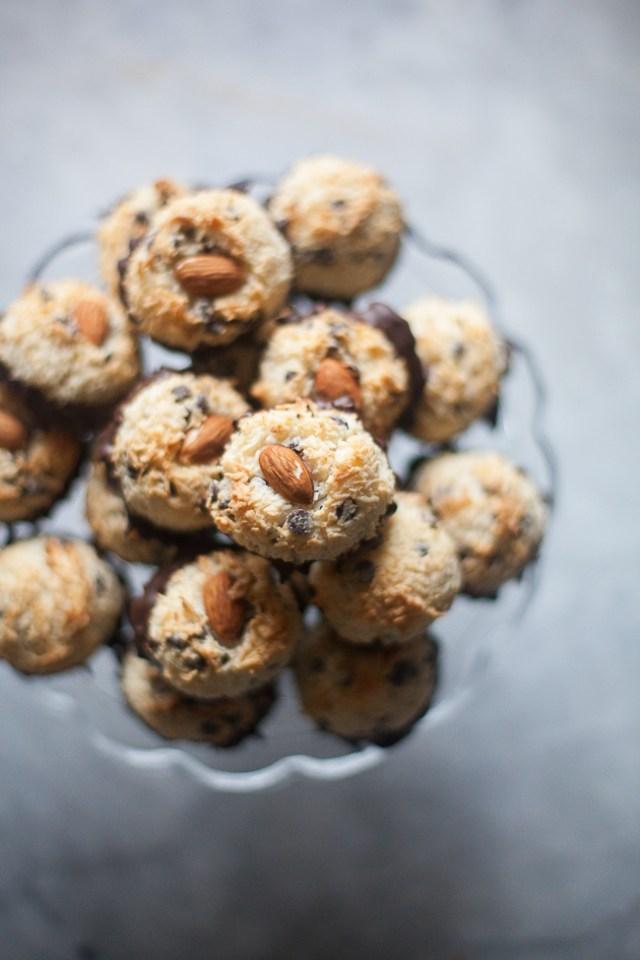 Coconut Cookies | ZoëBakes